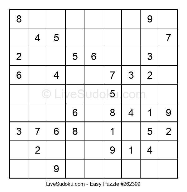 Beginners Puzzle #262399
