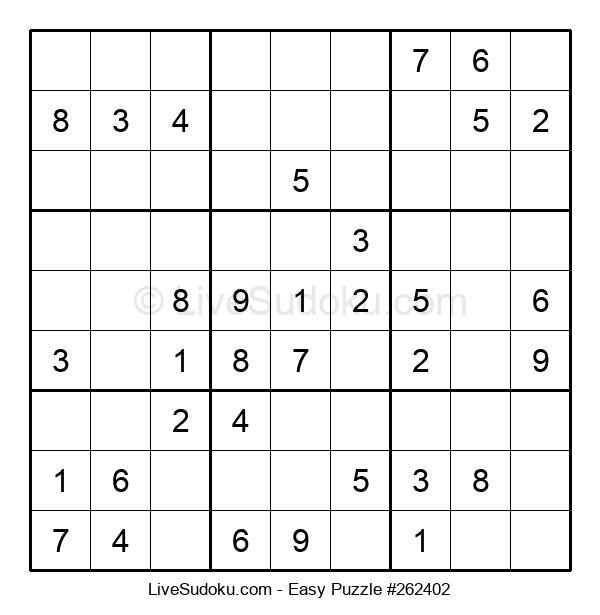 Beginners Puzzle #262402