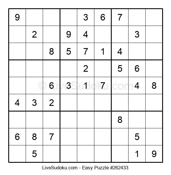 Beginners Puzzle #262433