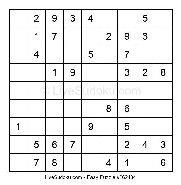 Beginners Puzzle #262434