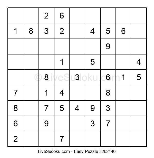 Beginners Puzzle #262446