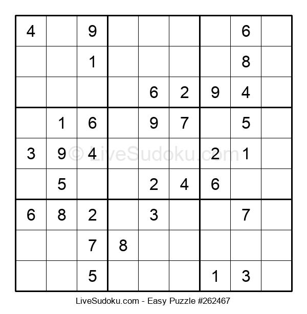 Beginners Puzzle #262467
