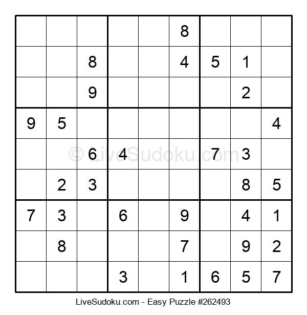Beginners Puzzle #262493