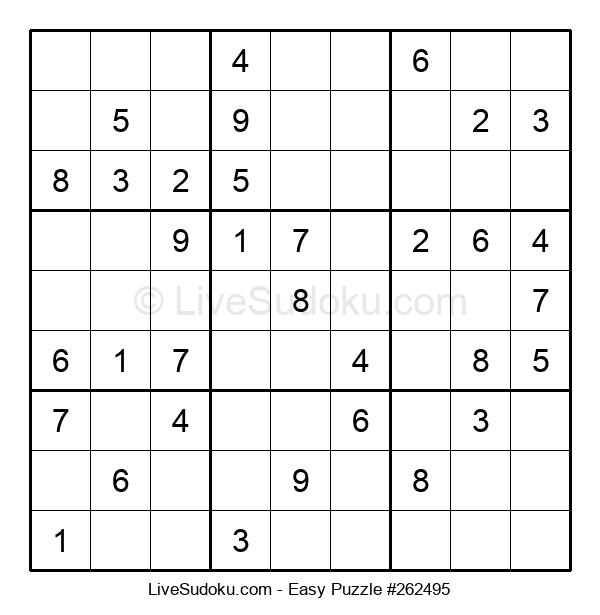 Beginners Puzzle #262495