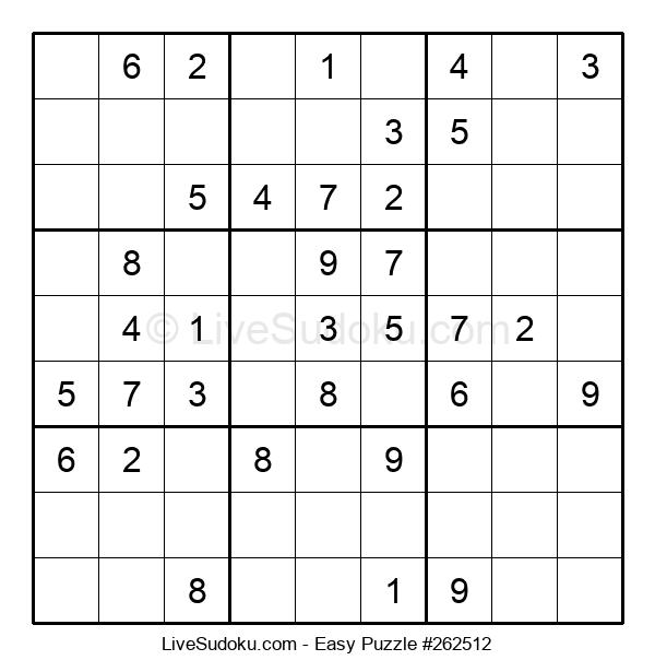 Beginners Puzzle #262512