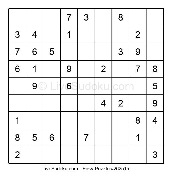 Beginners Puzzle #262515