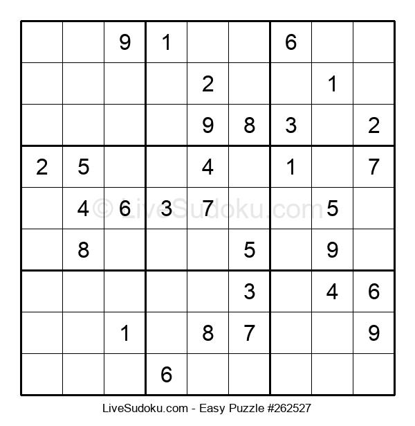 Beginners Puzzle #262527