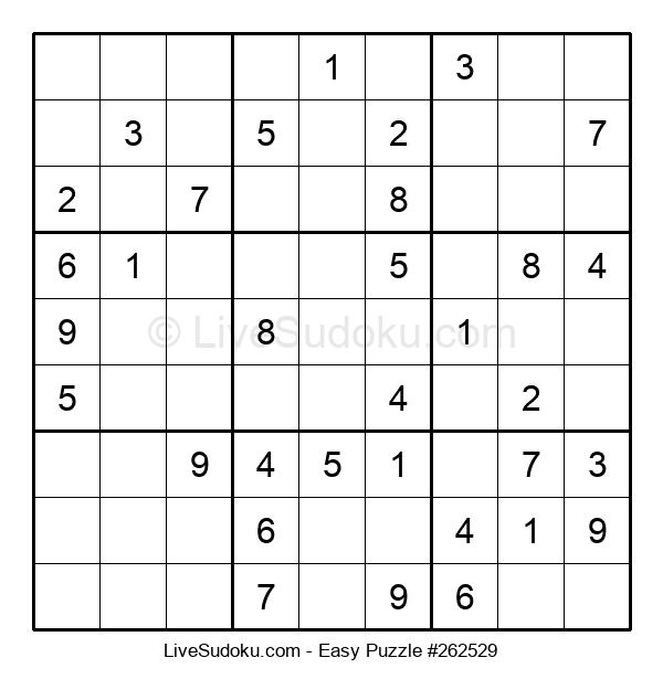 Beginners Puzzle #262529