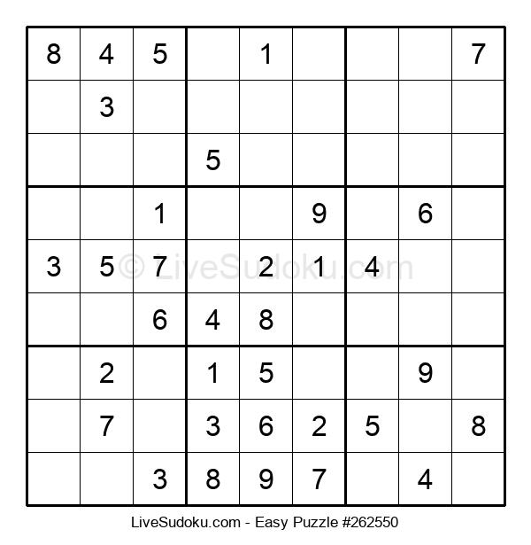Beginners Puzzle #262550