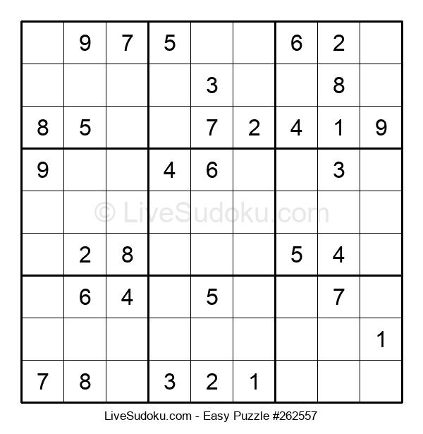 Beginners Puzzle #262557
