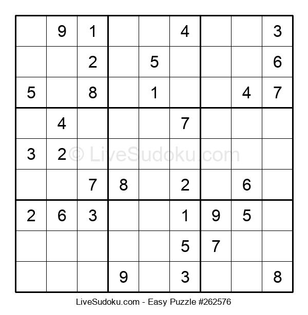 Beginners Puzzle #262576