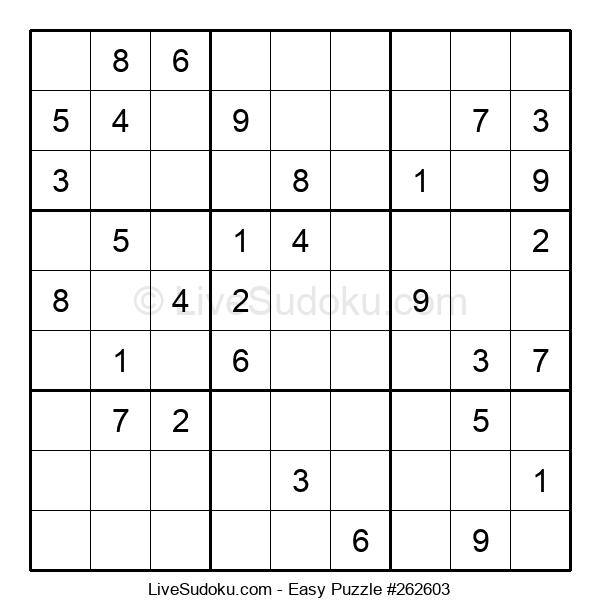 Beginners Puzzle #262603