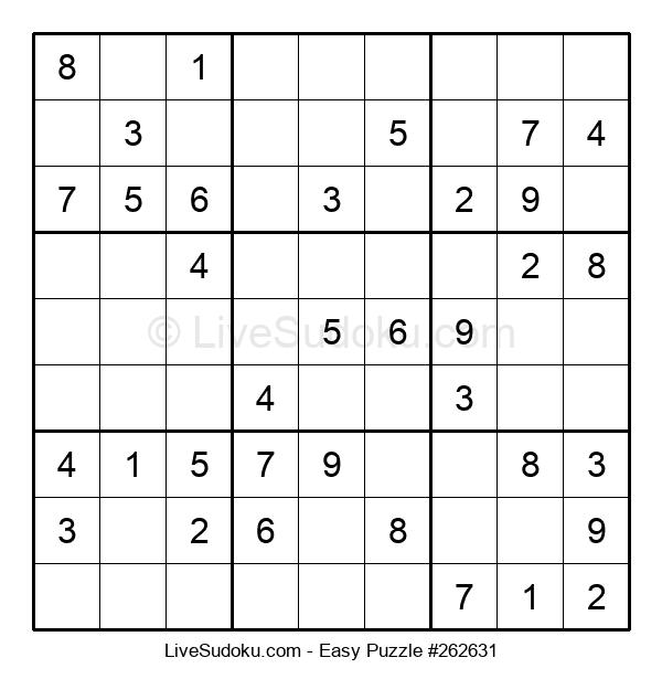 Beginners Puzzle #262631