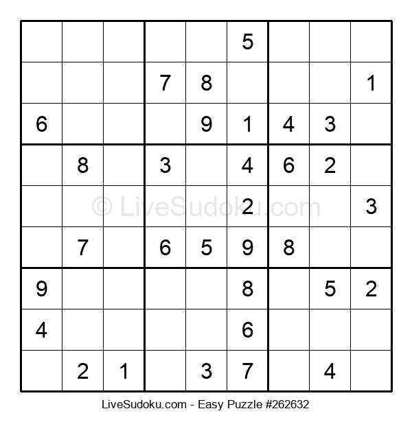 Beginners Puzzle #262632