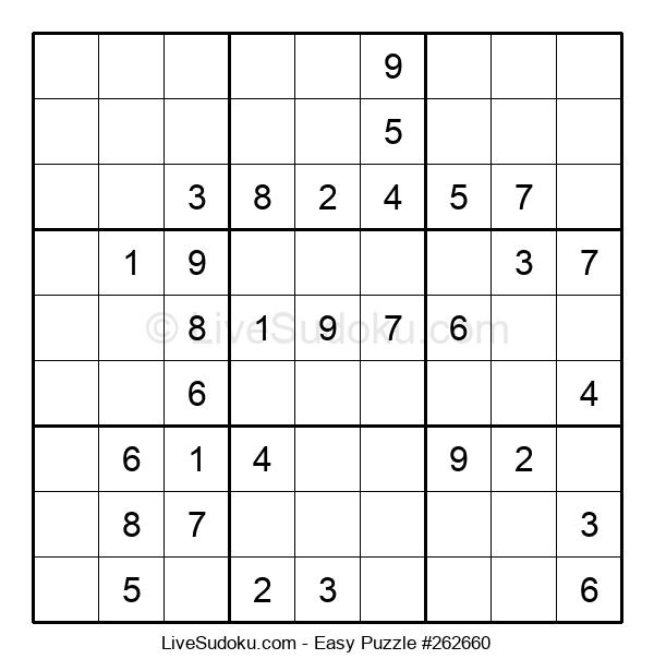 Beginners Puzzle #262660