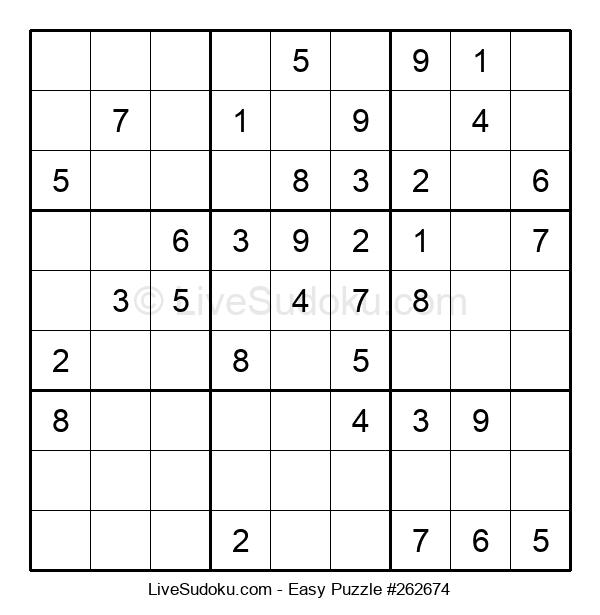 Beginners Puzzle #262674