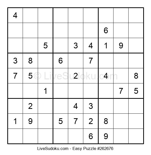 Beginners Puzzle #262676