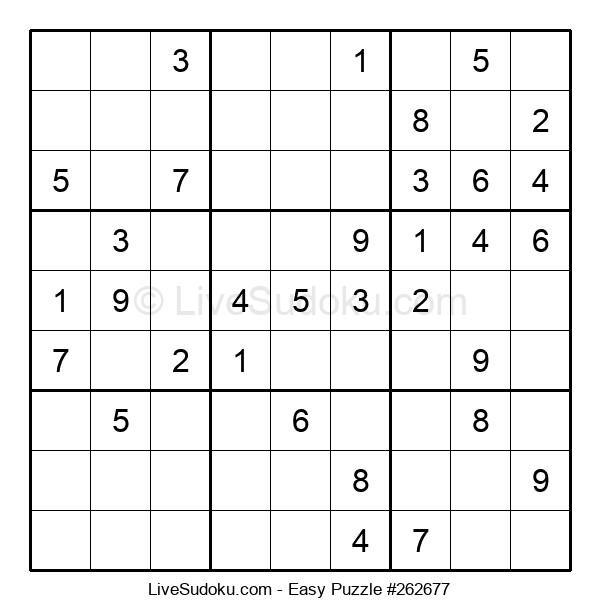 Beginners Puzzle #262677
