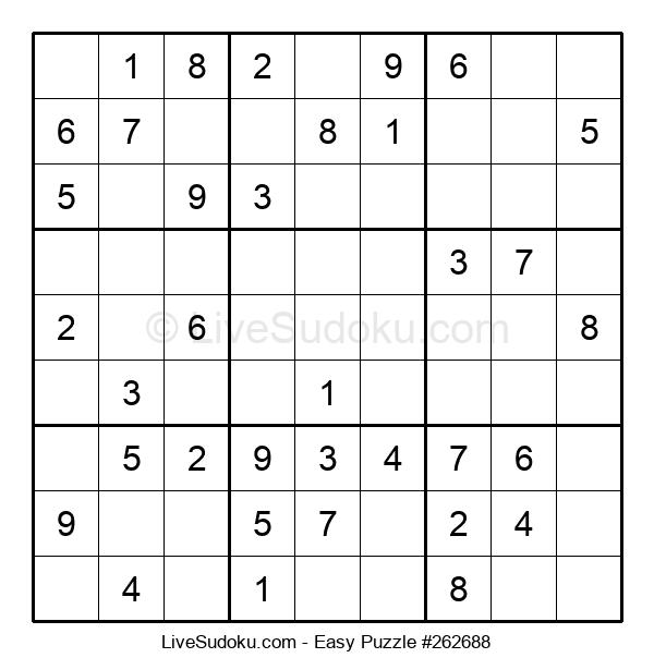 Beginners Puzzle #262688
