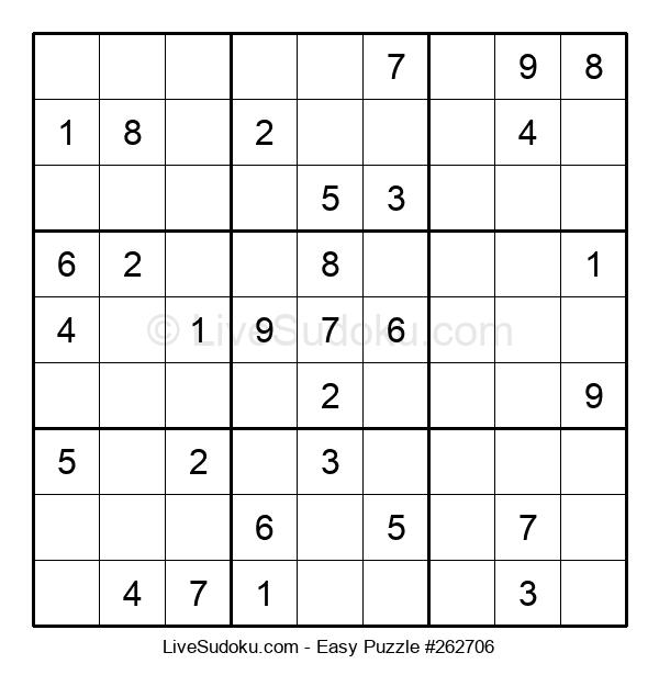 Beginners Puzzle #262706