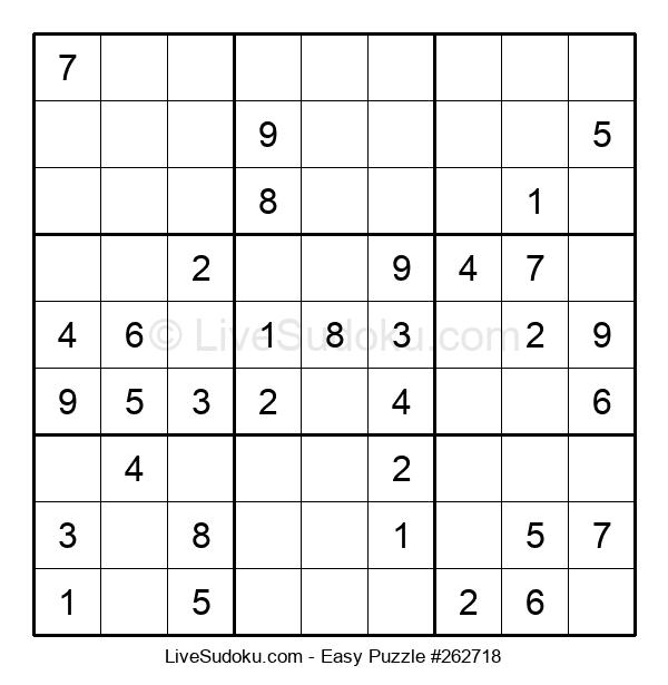 Beginners Puzzle #262718