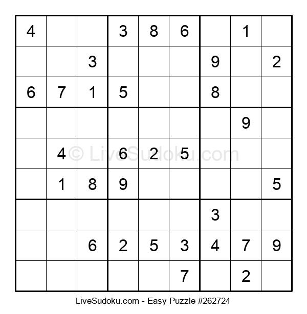 Beginners Puzzle #262724