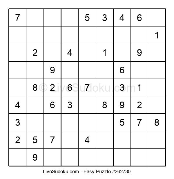 Beginners Puzzle #262730