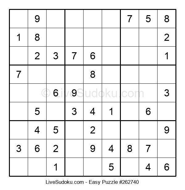 Beginners Puzzle #262740