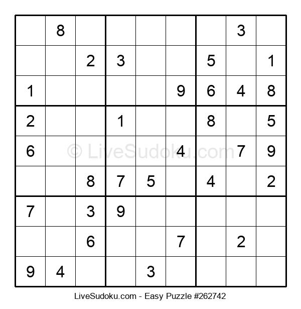 Beginners Puzzle #262742