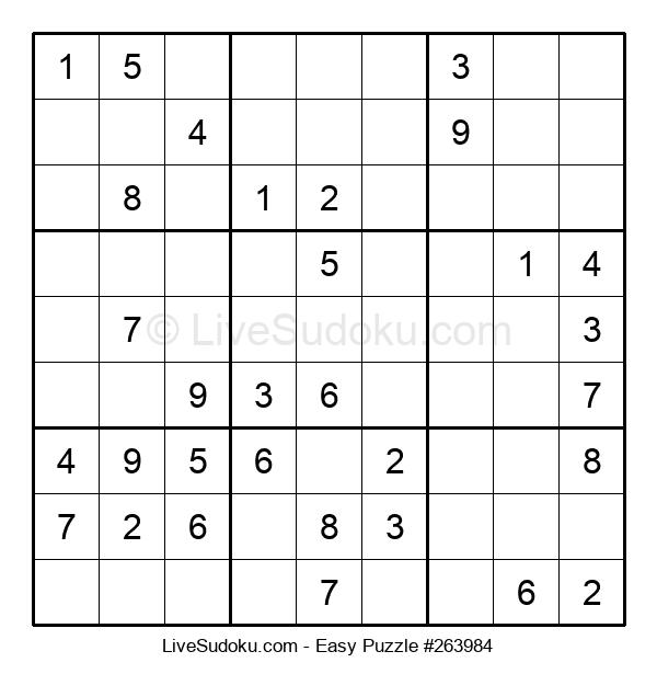 Beginners Puzzle #263984