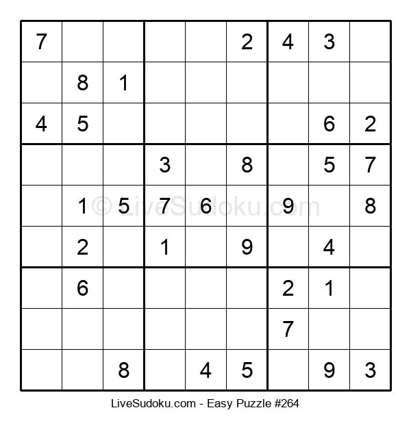 Beginners Puzzle #264