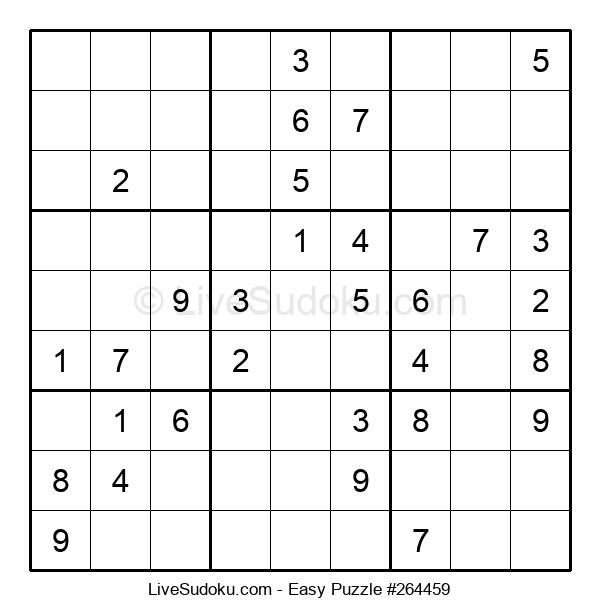 Beginners Puzzle #264459