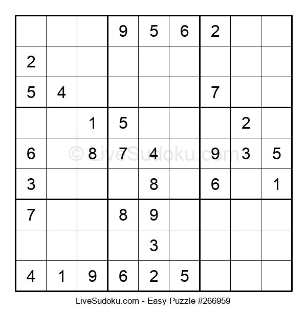 Beginners Puzzle #266959