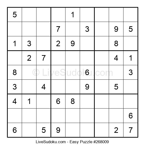 Beginners Puzzle #268009