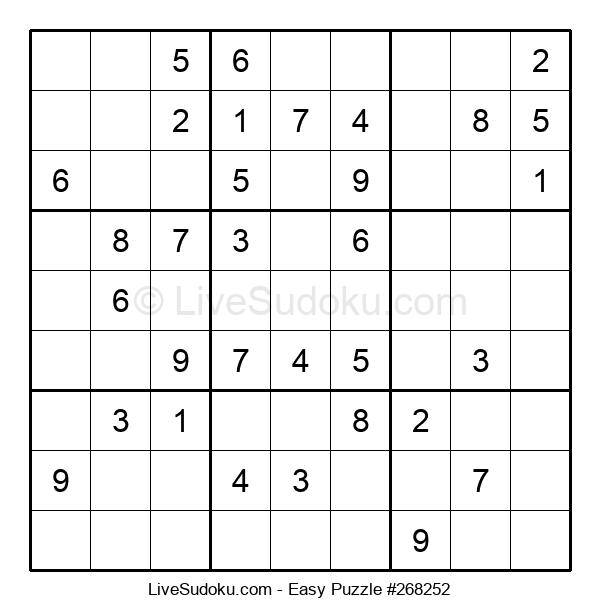 Beginners Puzzle #268252