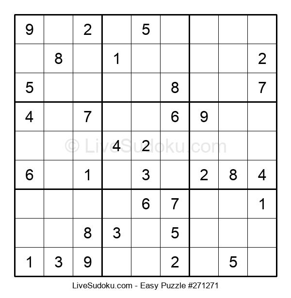 Beginners Puzzle #271271