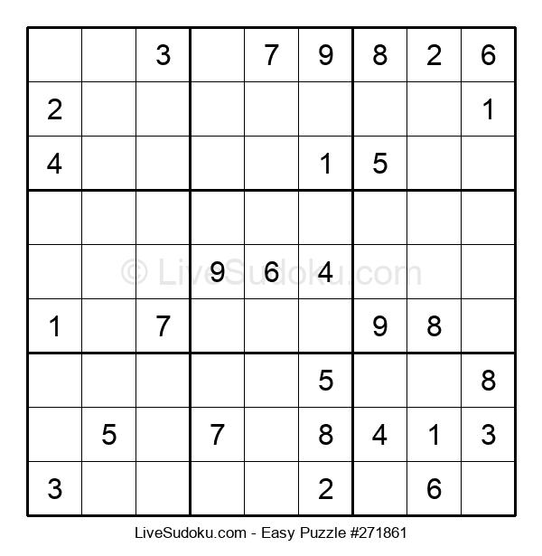 Beginners Puzzle #271861