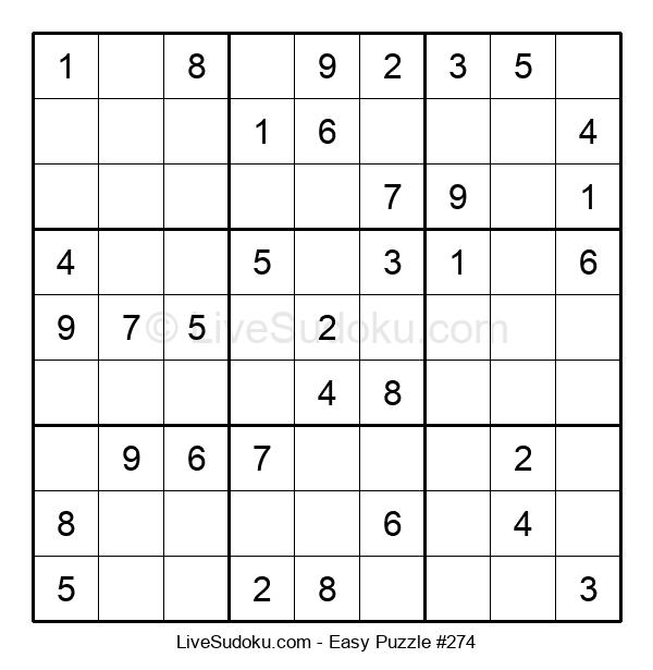 Beginners Puzzle #274