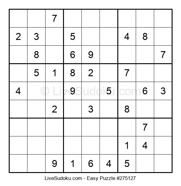 Beginners Puzzle #275127