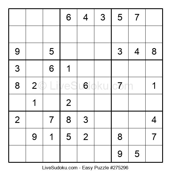 Beginners Puzzle #275296