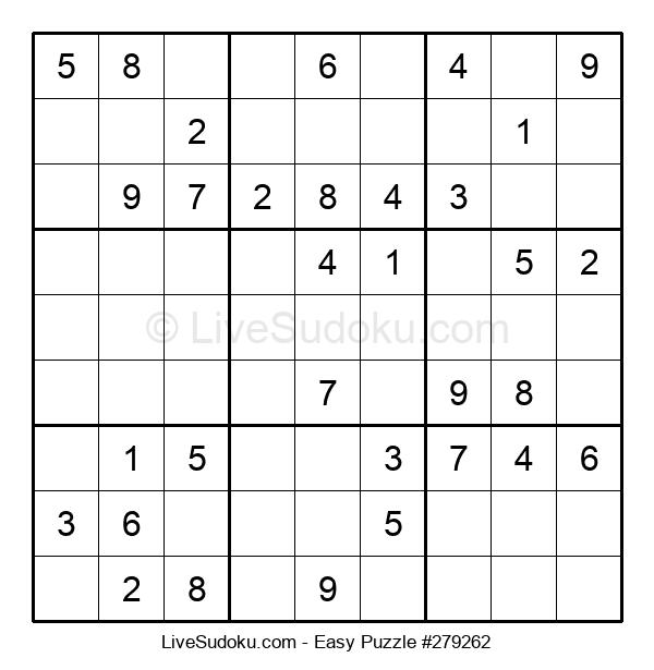 Beginners Puzzle #279262