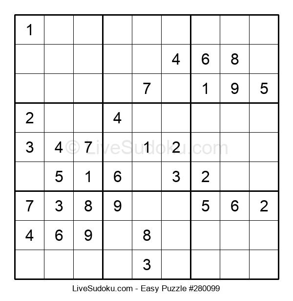 Beginners Puzzle #280099