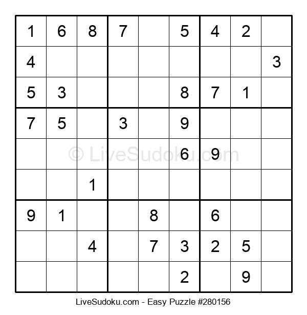 Beginners Puzzle #280156