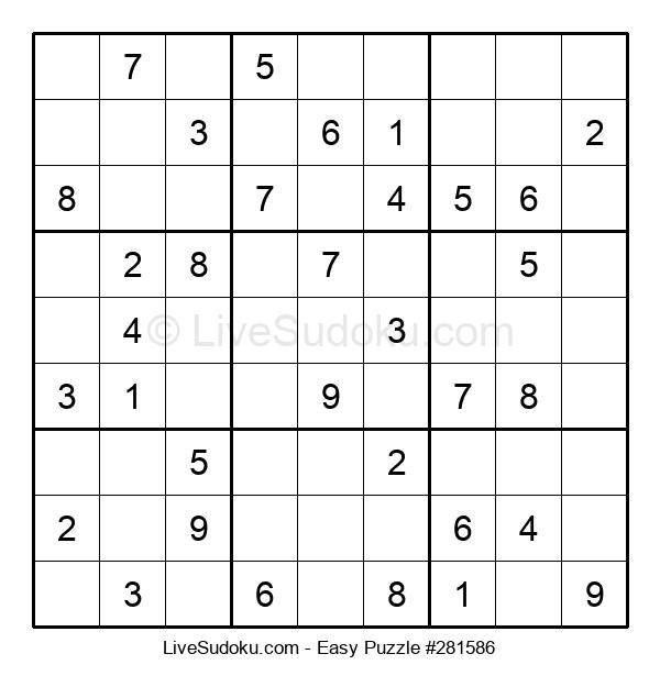 Beginners Puzzle #281586