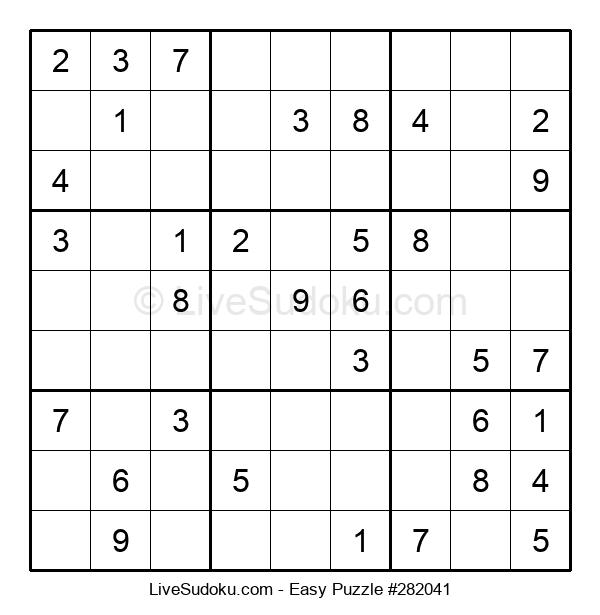 Beginners Puzzle #282041