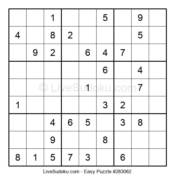 Beginners Puzzle #283082