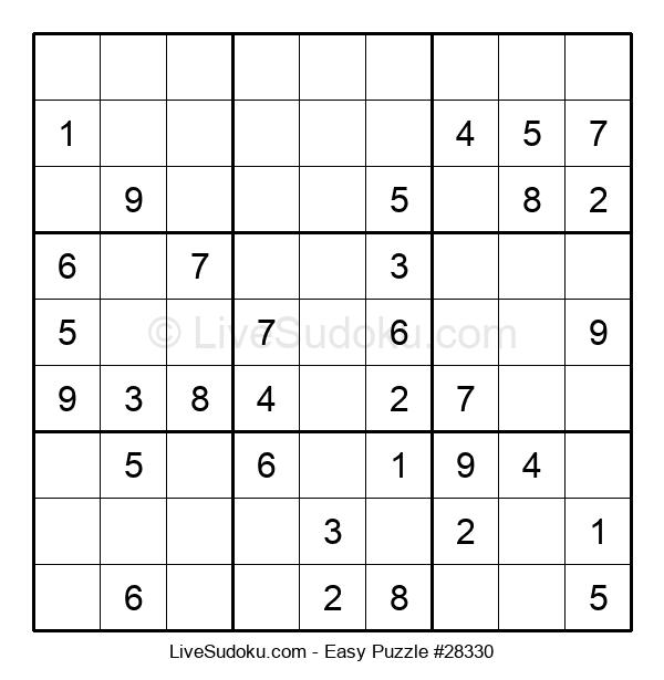 Beginners Puzzle #28330