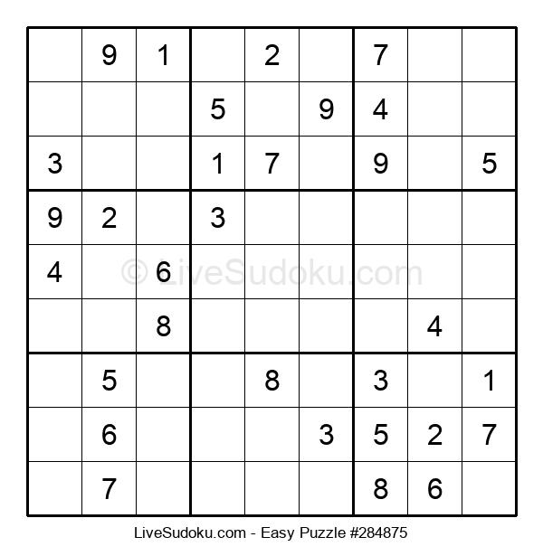 Beginners Puzzle #284875