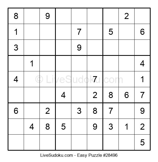 Beginners Puzzle #28496