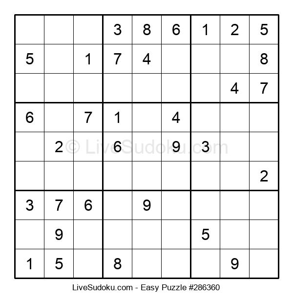 Beginners Puzzle #286360